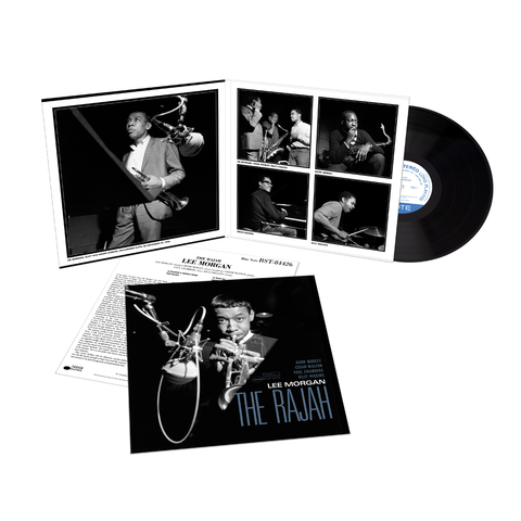 Lee Morgan - The Rajah LP (Blue Note Tone Poet Series)