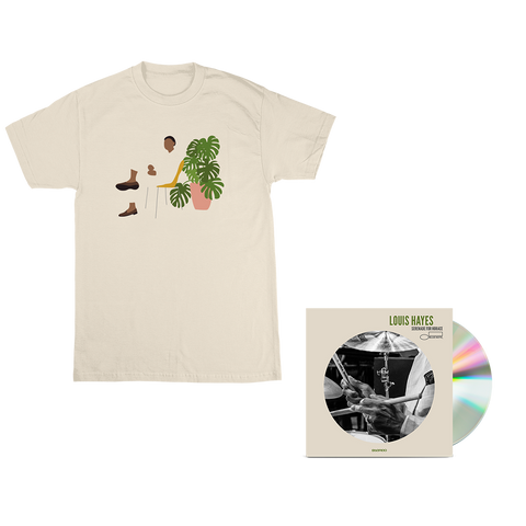 Louis Hayes - Serenade For Horace CD + T-Shirt