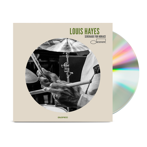 Louis Hayes 'Serenade For Horace' CD
