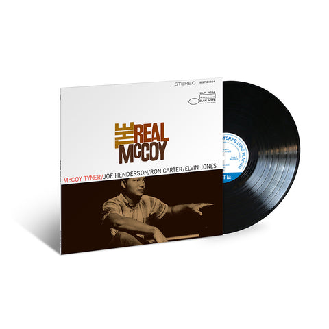 McCoy Tyner - The Real McCoy LP (Blue Note Classic Vinyl Edition)