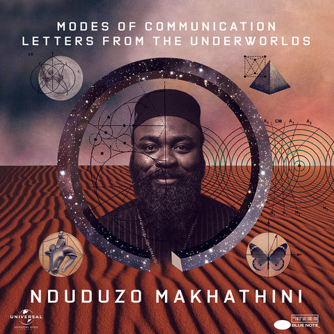 Nduduzo Makhathini - Modes of Communication Letters From The Underworlds