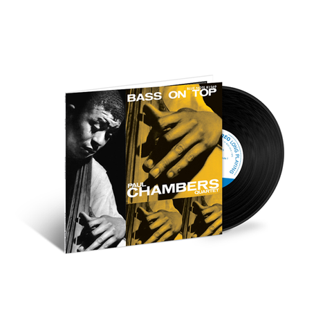 Paul Chambers - Bass On Top LP (Blue Note Tone Poet Series)