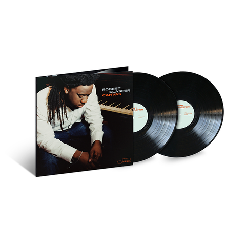 Robert Glasper - Canvas 2LP