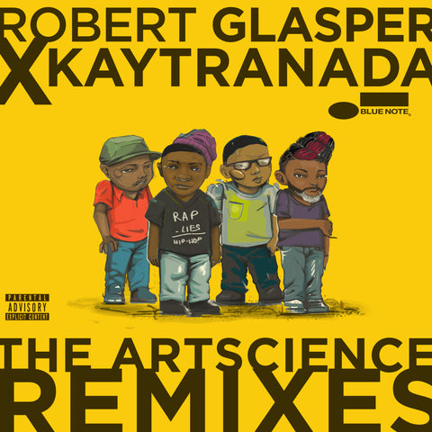 Robert Glasper Experiment – Robert Glasper x KAYTRANADA: The ArtScience Remixes