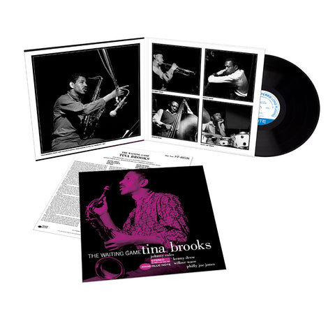 Tina Brooks - The Waiting Game LP (Tone Poet Series)