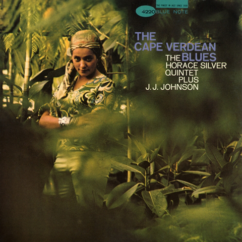 Horace Silver Quintet - The Cape Verdean Blues Vinyl