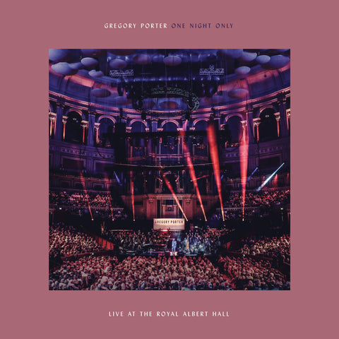 "Gregory Porter - ""One Night Only: Live at The Royal Albert Hall"""