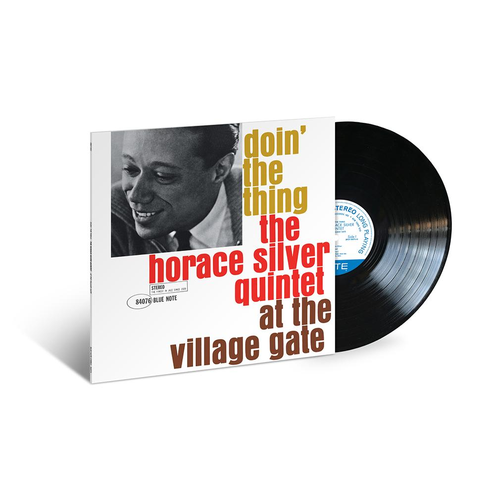 Horace Silver - Doin' The Thing LP (Blue Note 80 Vinyl Edition)
