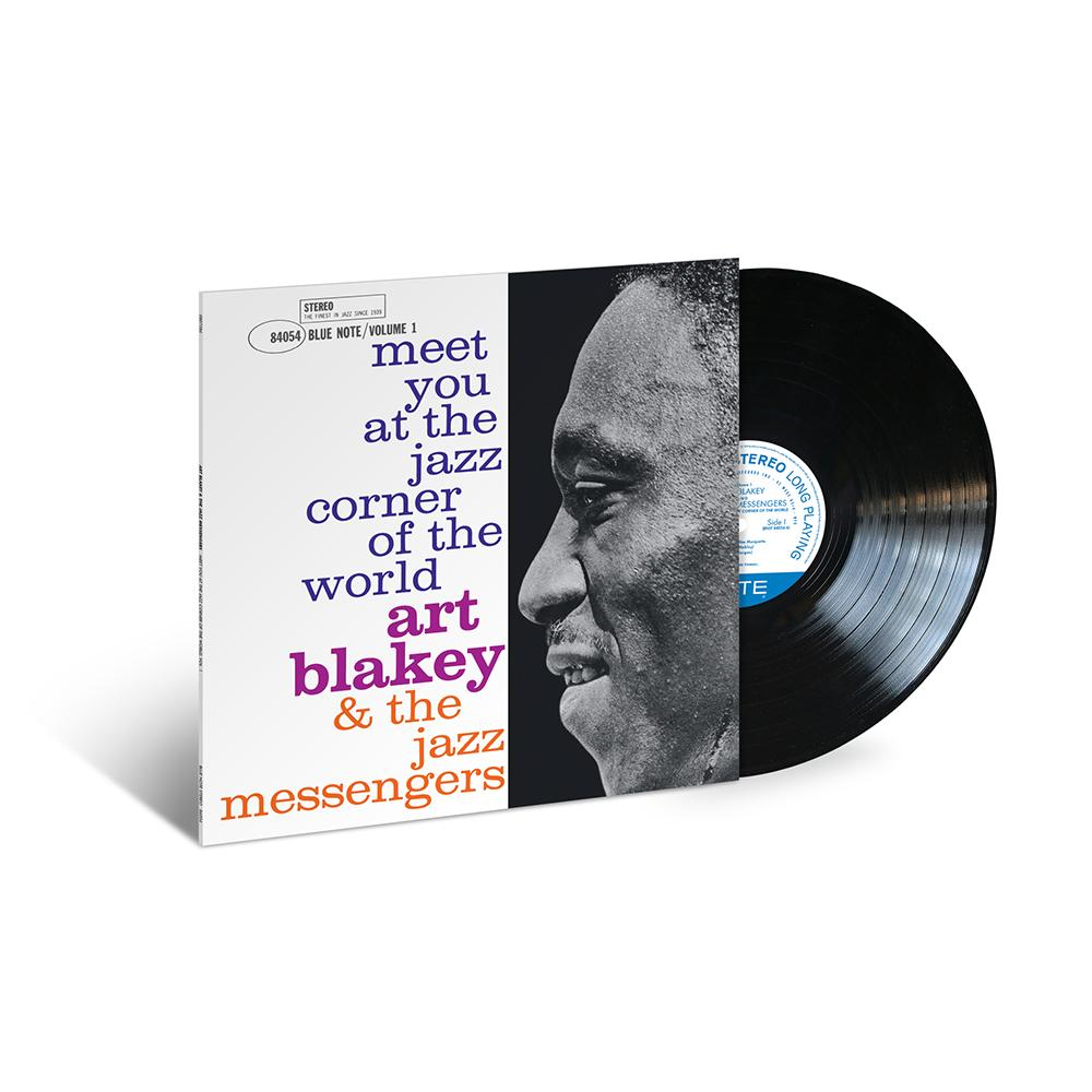 Art Blakey and the Jazz Messengers - Meet You At The Corner of the World Vol. 1 LP (Blue Note 80 Vinyl Edition)
