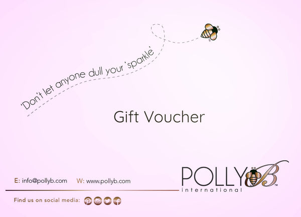 PollyB Women's shirt Gift Voucher