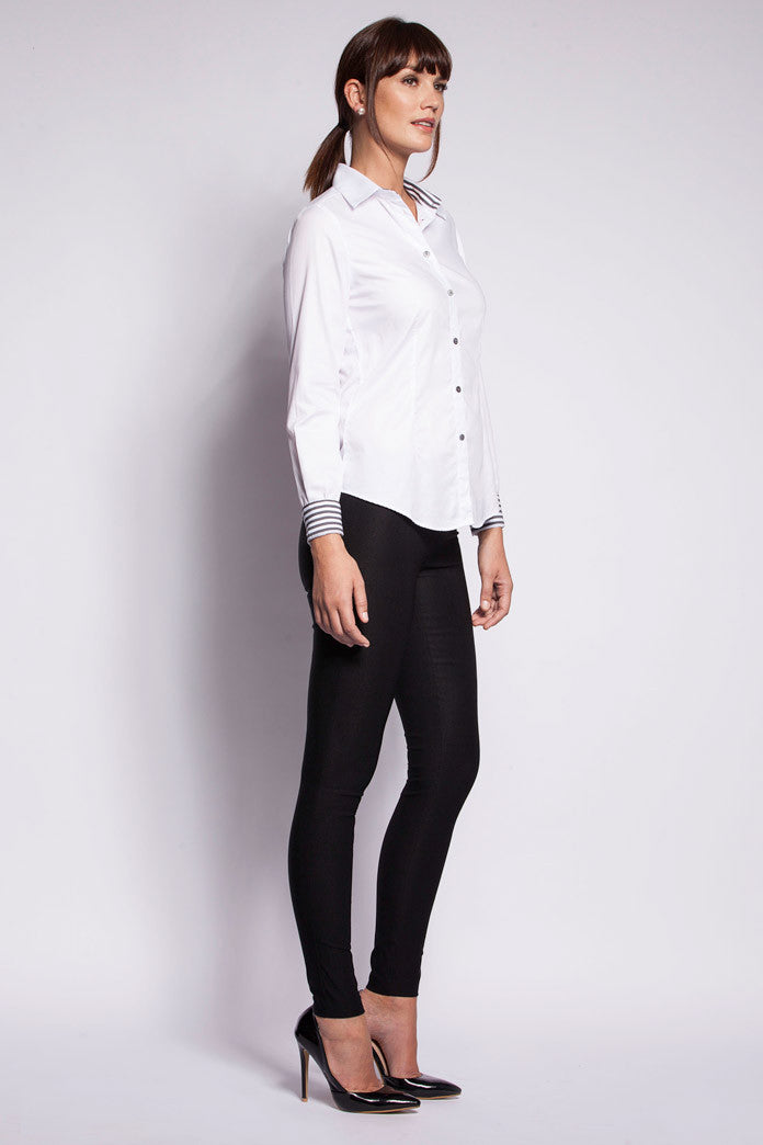 Women's Shirts-Monochrome Collection
