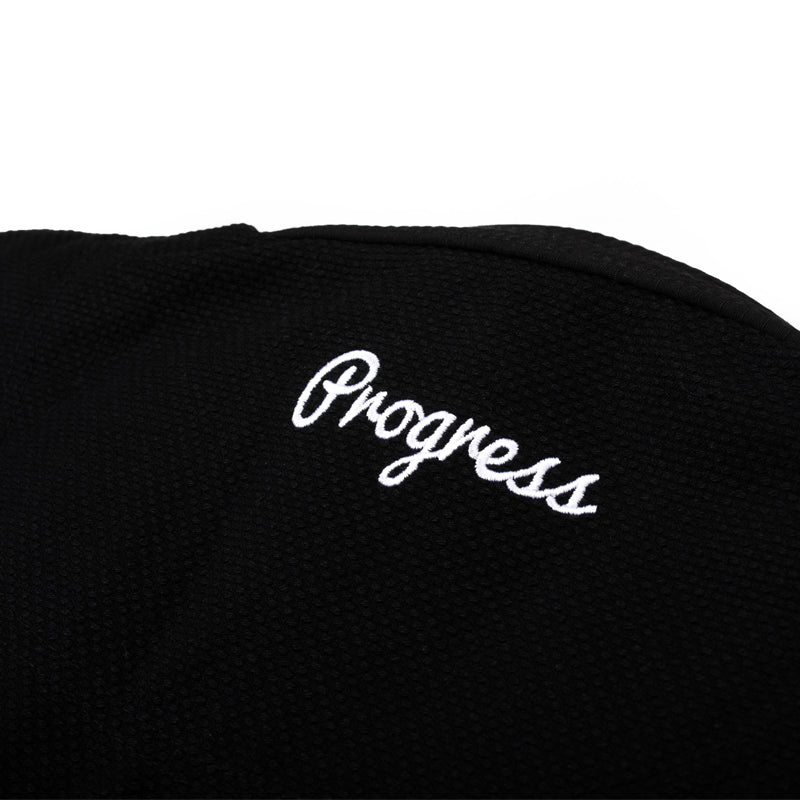 Progress Movement Black Gi Progress Logo