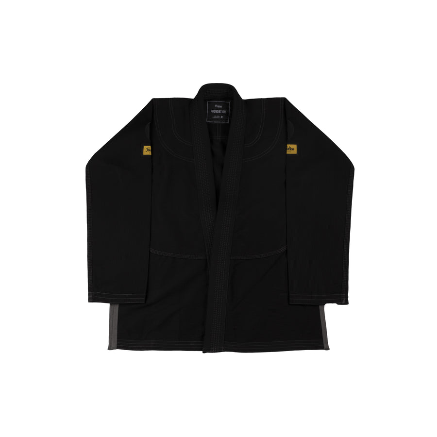 The Foundation Kimono - Black