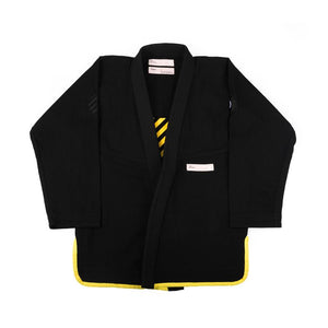 Progress MOVEMENT Black Lightweight Competition Kimono
