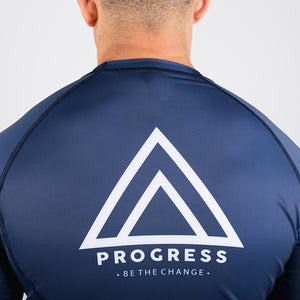 Be The Change Rash Guard