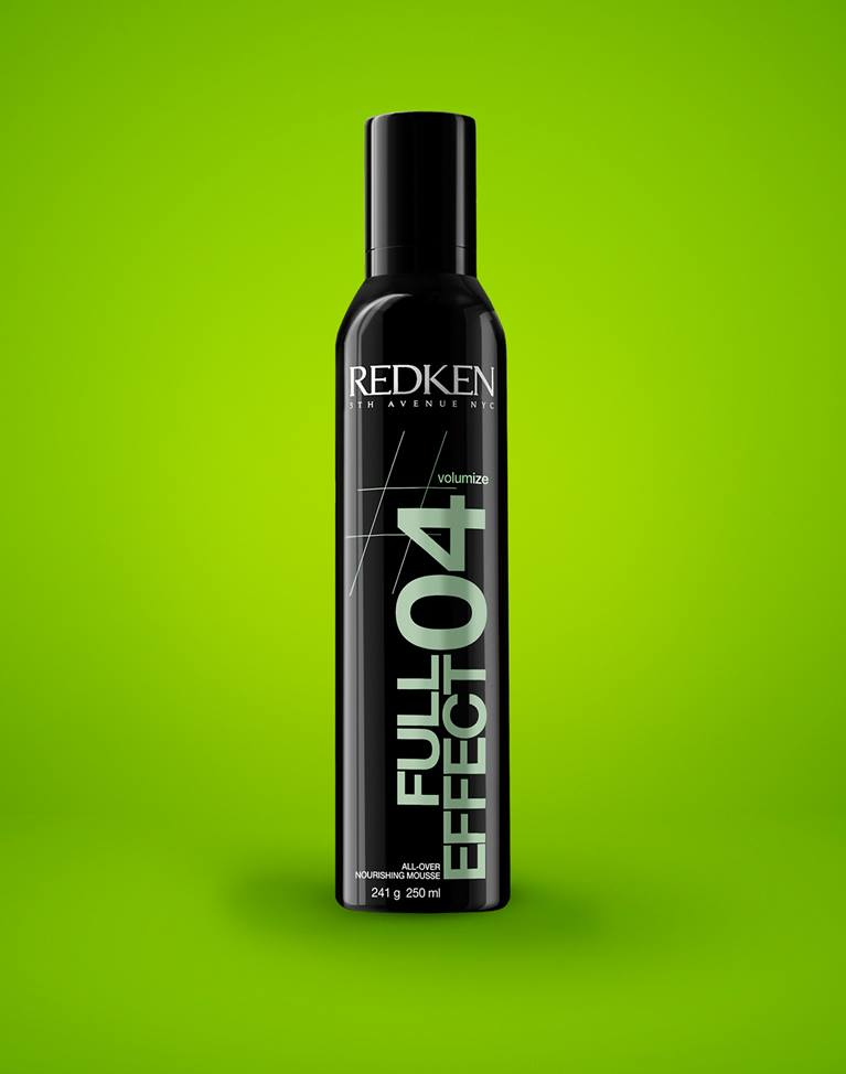 Redken Styling Full Effect 04 Mousse