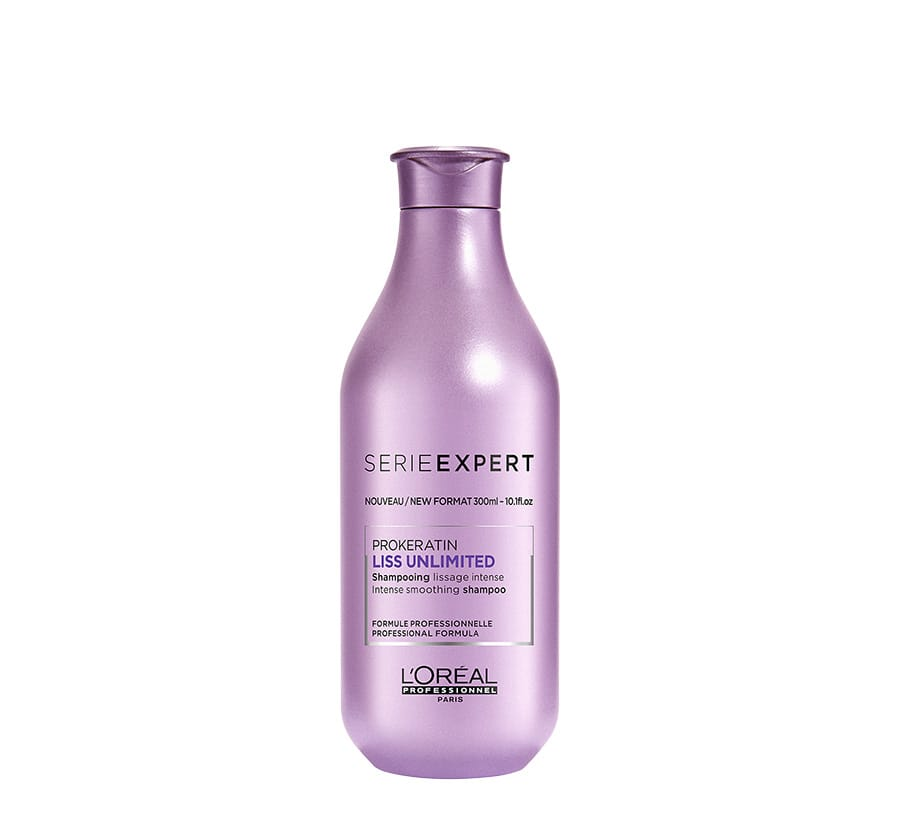 L'Oréal Liss Unlimited Shampoo 300ml