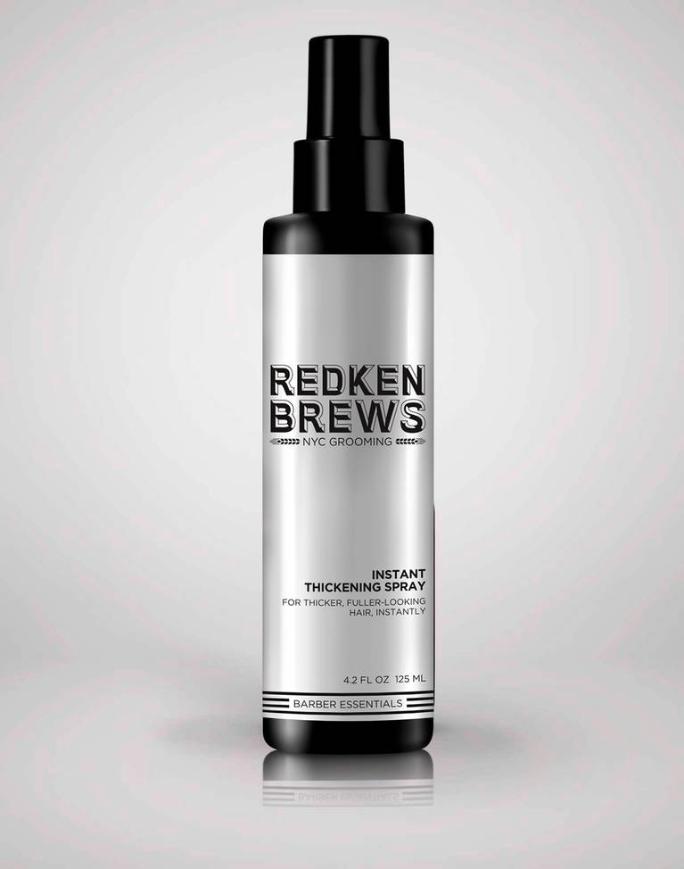 Redken Brews Thickening Spray 125ml