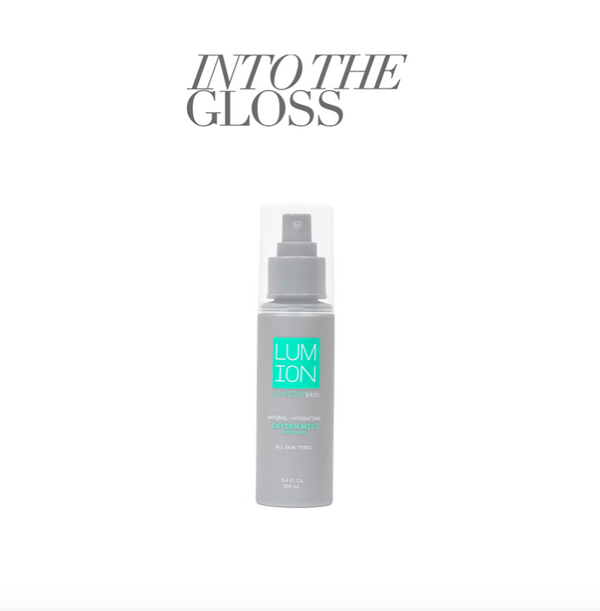 Into the Gloss LUMION skin mist review