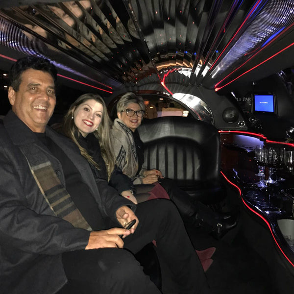 Limousine Night Tour Com Prossecco