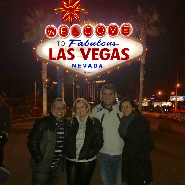 City Tour Noturno Las Vegas