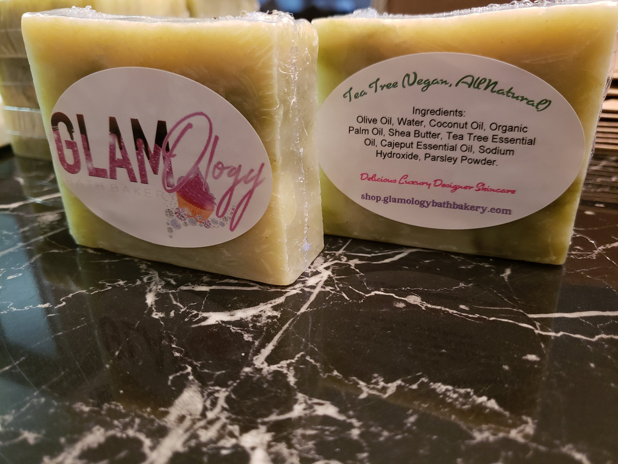 Tea Tree Soap (All Natural)