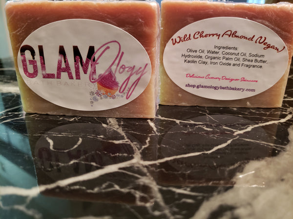 Wild Cherry and Almond Soap