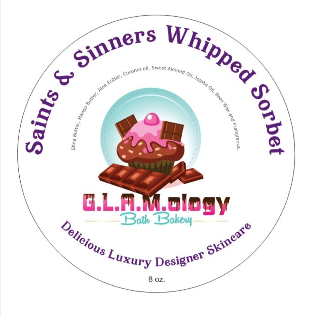 Saints & Sinners Whipped Sorbet