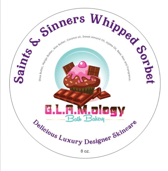 Saints & Sinner Whipped Sorbet