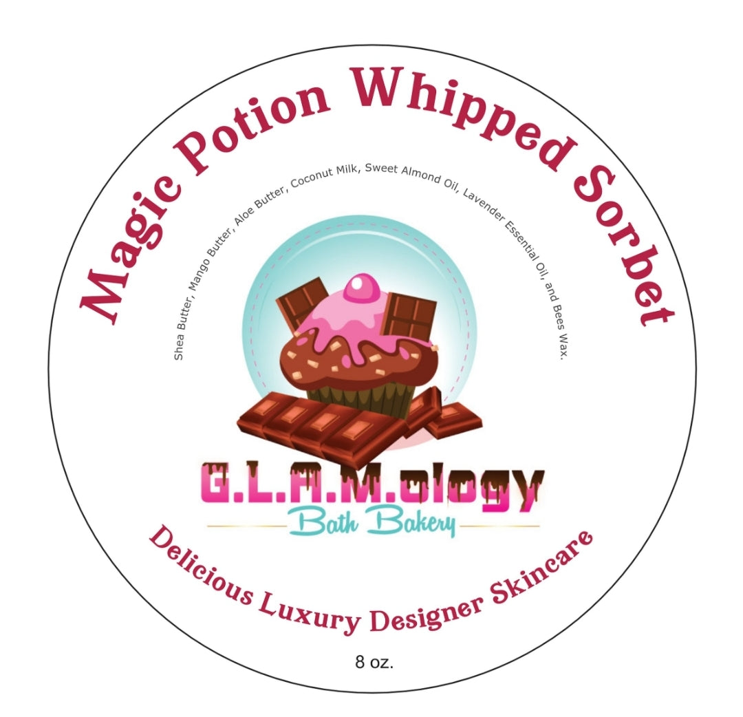 Magic Potion Whipped Sorbet