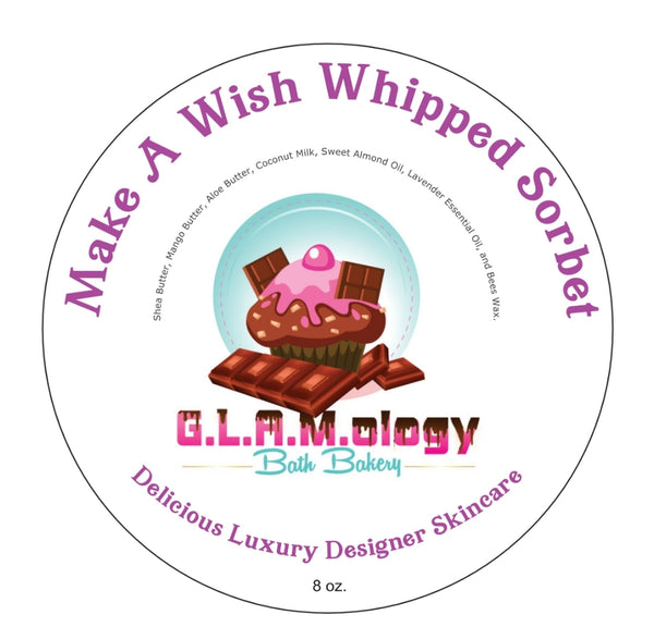 Make a Wish Whipped Sorbet