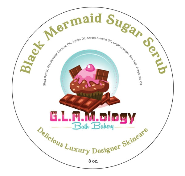Black Mermaid Sugar Scrub