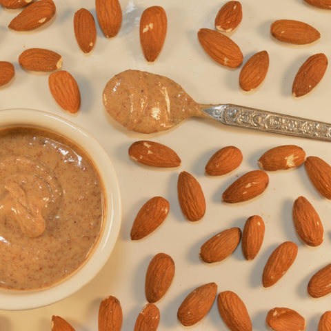 Fresh-Ground Almond Butter
