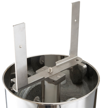 Chocolate Refiner Stainless Steel Stone Holder