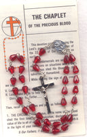 Precious Blood of Jesus Novena Beads  CH01