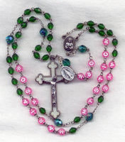 Rosa Mystica Mystical Rose Message Rosary M04