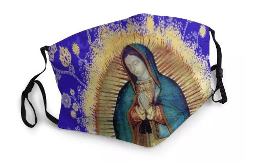 Our Lady of Guadalupe Washable Face Mask MK22