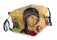 Our Lady of Perpetual Help Washable Face Mask MK16
