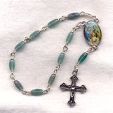 Holy Family One Decade Pocket Rosary PKT06