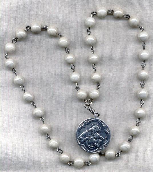 Blessed Sacrament Beads Eucharistic Devotion B
