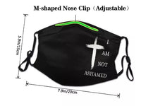 I Am Not Ashamed Washable Face Mask MK26