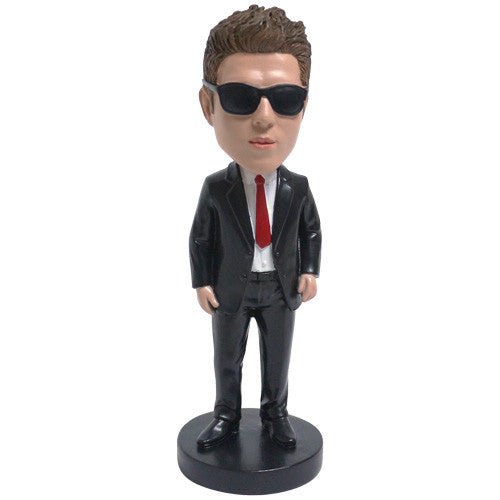 Businessman Bobble Head -BHS01