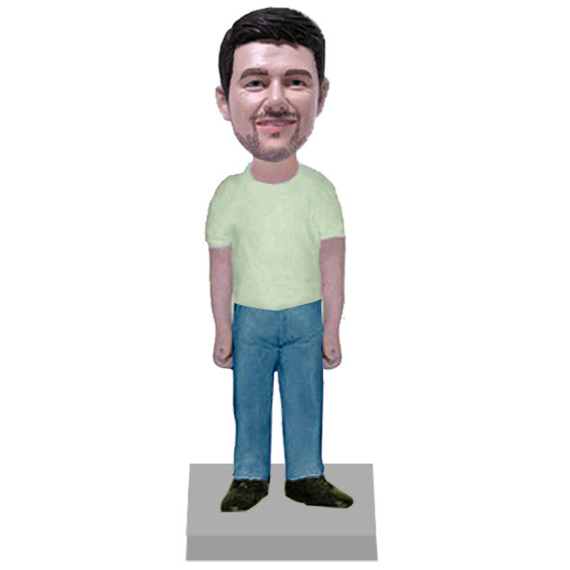 Casual Male Bobblehead - BHS104