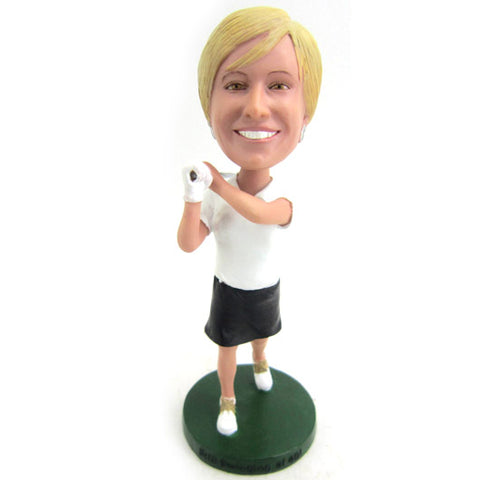 Golfer Bobble Head - BHS111