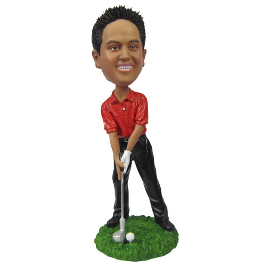 Golfer Bobble Head - BHS125