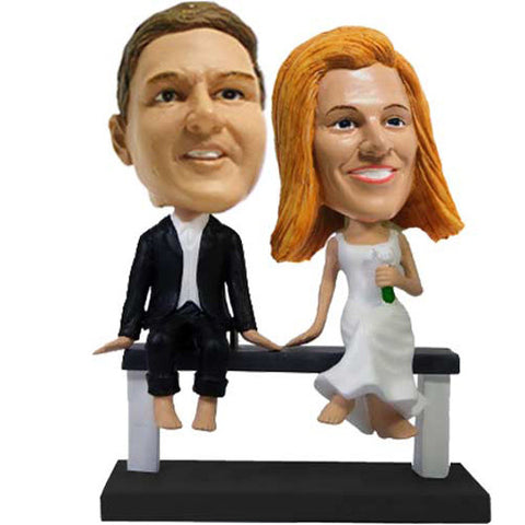 Wedding Bobblehead-BHS12