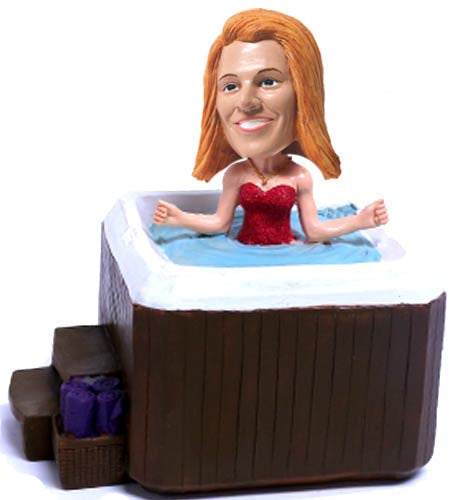 Spa Hot Tub Bobblehead- BHS17