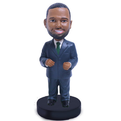 Businessman Bobble head - BHS25