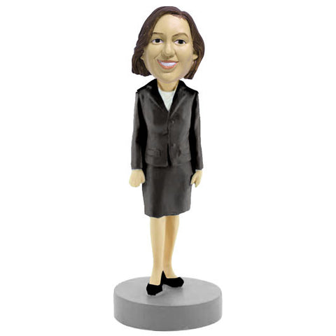 Businesswoman Bobble Head-BHS34