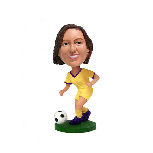 Soccer Player Bobble Heads - BHS35